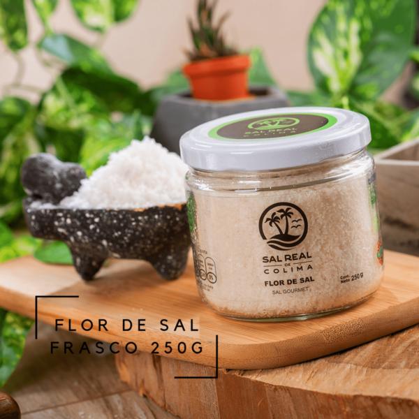 Flor de Sal 250 gr