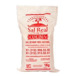 Sal de mar, costal 1 kg