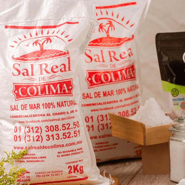 Sal de mar 2 kg