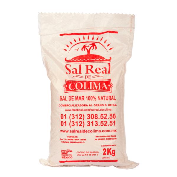 Sal de mar costal 2 kg
