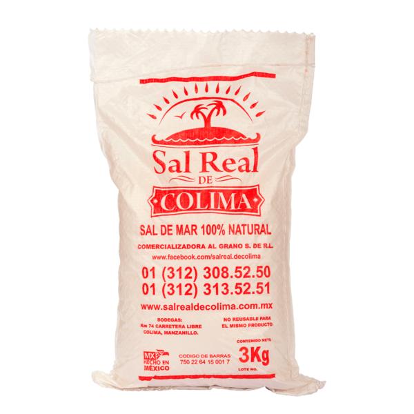 Sal de mar 3 kg