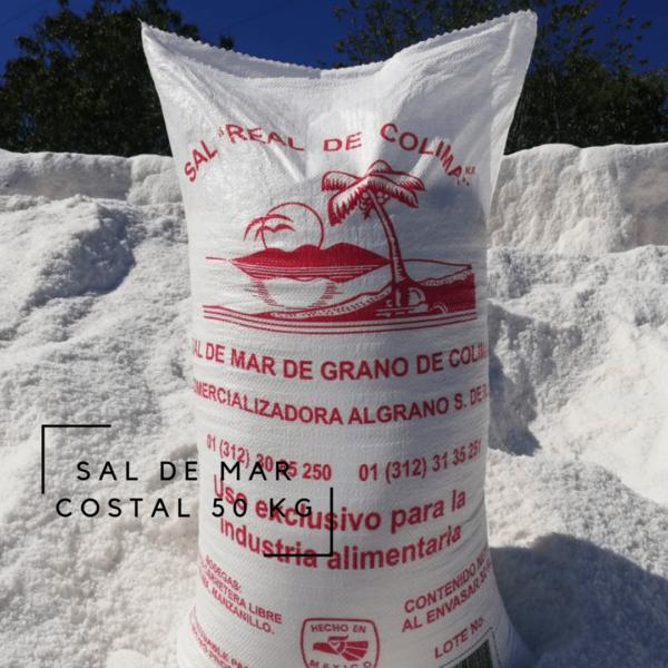 Sal de mar 50 kg